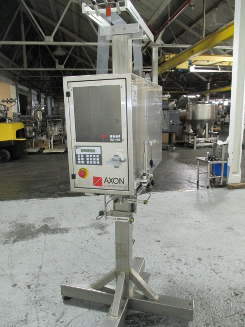 AXON BANDER, MODEL EZ-100