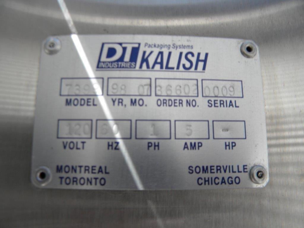 DT KALISH KALISORT BOTTLE ORIENTOR, MODEL 7399