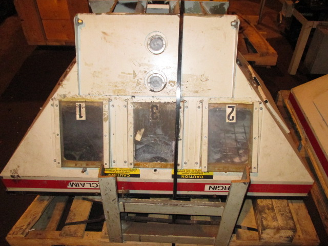 MAGUIRE 4 COMPONENT WEIGH SCALE BLENDER, MODEL WSB-940T