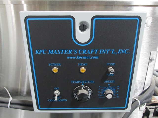 KPC MASTER''S CRAFT HEAT TUNNEL, MODEL KPC143016
