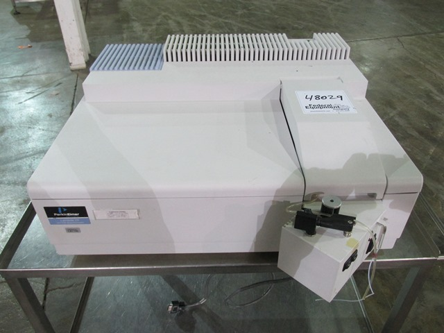 PERKIN ELMER UV/VIS SPECTROMETER, TYPE LAMBDA 25