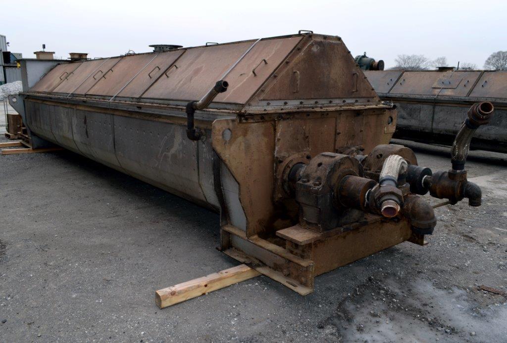 Denver Holoflite Twin Screw Dryer