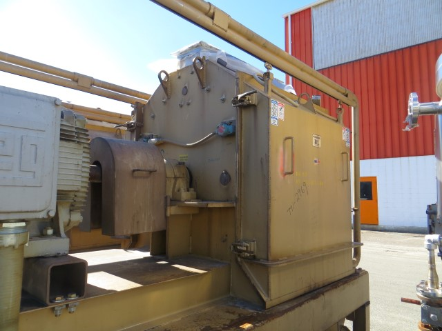 "48"" X 40"" BLISS ELIMINATOR HAMMER MILL, 300 HP"