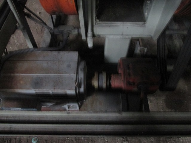BROWN TRIM PRESS, MODEL T-300