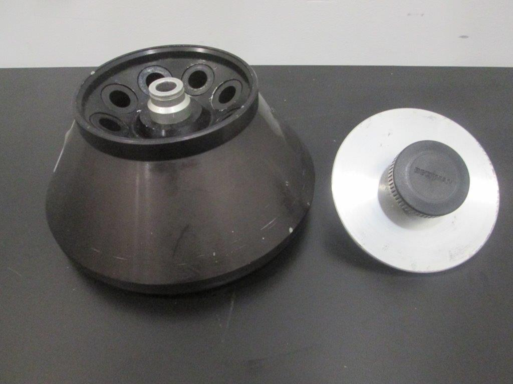 BECKMAN COULTER ROTOR, MODEL JA-20
