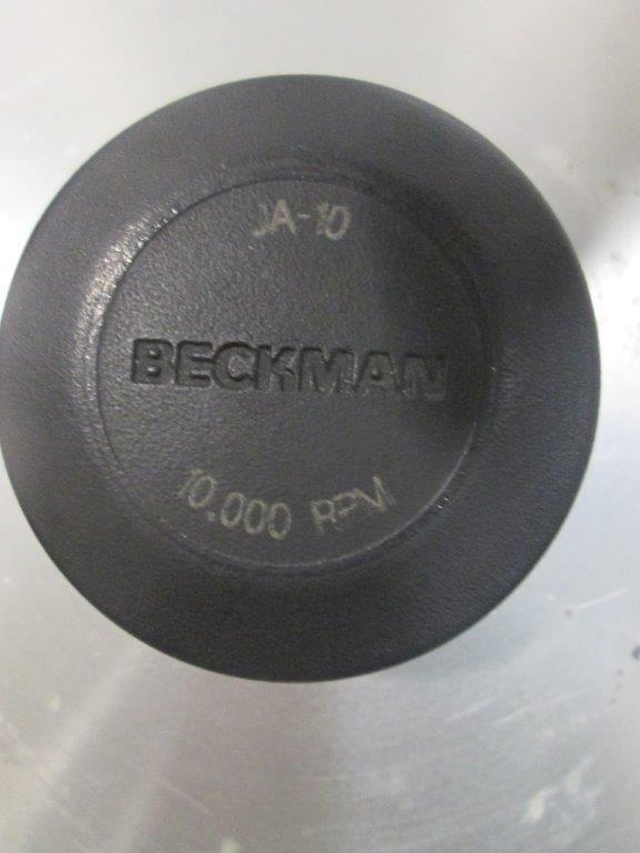 BECKMAN COULTER ROTOR, MODEL JA-10