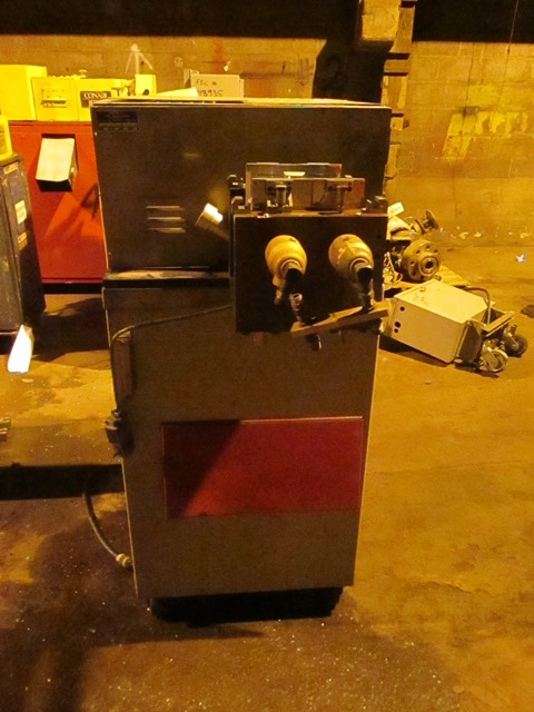 """4"""" X 8"""" BRABENDER TWO ROLL MILL"""