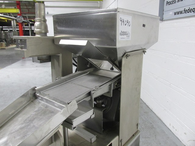 ACKLEY TABLET PRINTER, WITH FEEDER