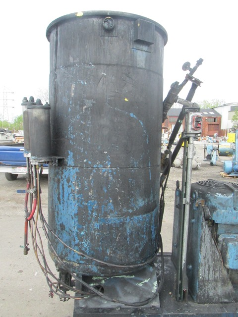 200 GAL KADY MILL, 60 HP