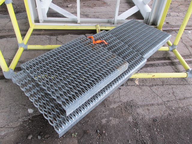 45 TON EVAPCO COOLING TOWER, MODEL ICT 4-54