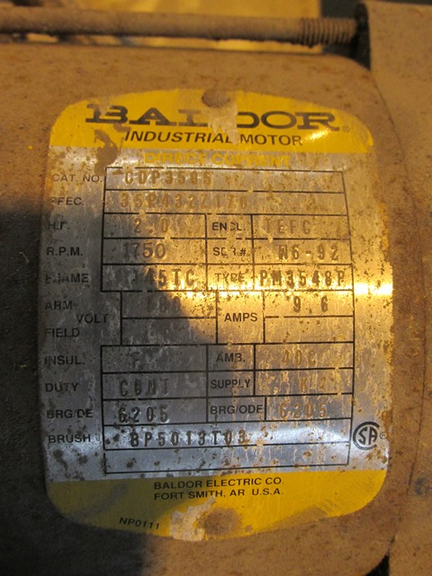 """.25"""" BRABENDER EXTRUDER, 48:1 L/D"""