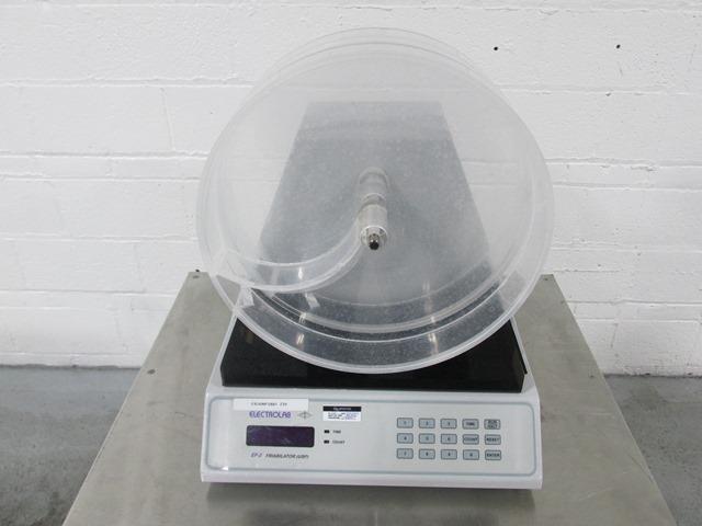 EF-2 ELECTROLAB FRIABILITY TESTER