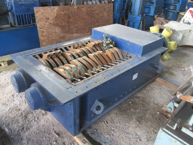 200 HP SSI SHREDDER, MODEL 3000H