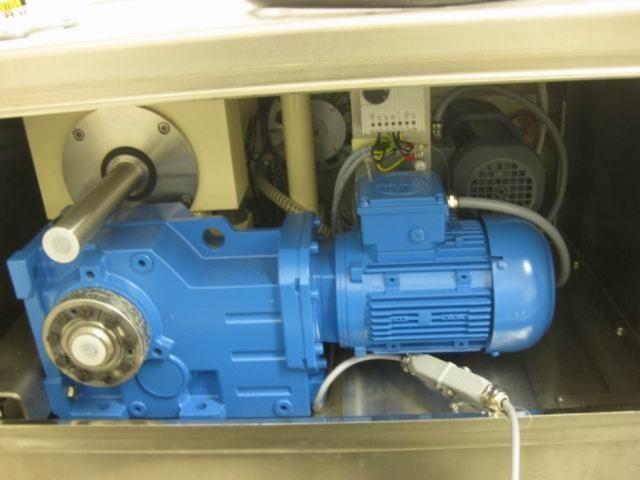 Alexanderwerk Roller Compactor, Model WP120V PHARMA