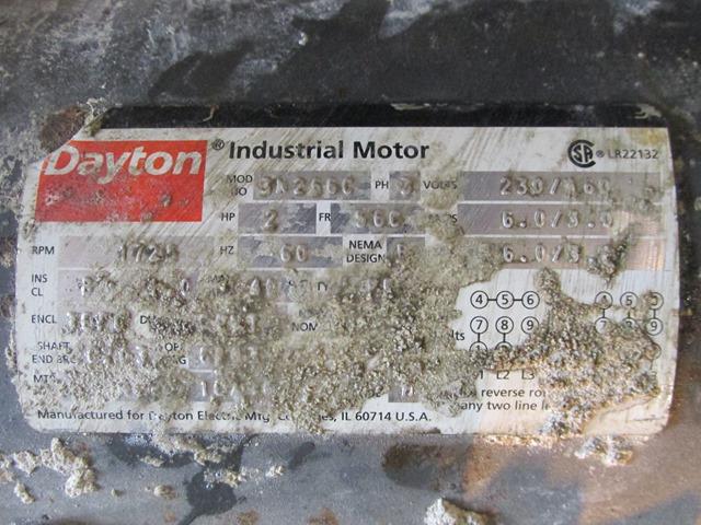 "1.5"" ACRISON SCREW FEEDER, MODEL 105-E"