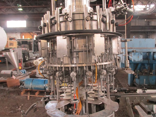HORIX HYTAMATIC ROTARY FILLER, MODEL HBY-9-18