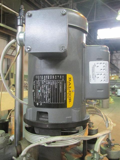 BRABENDER PLASTI CORDER, MODEL V300