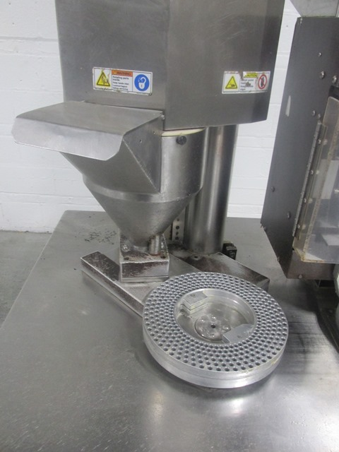 Schaefer Model 10 Capsule Filler