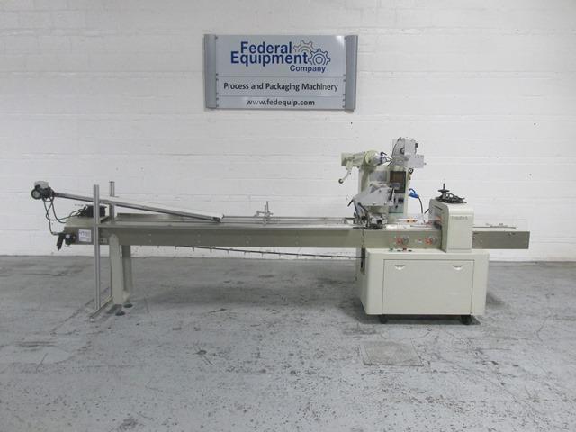 ENREPACK FLOW WRAPPER, MODEL HT641