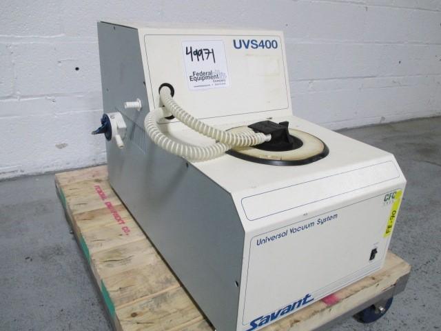 SAVANT UNIVERSAL VACUUM SYSTEM UVS400