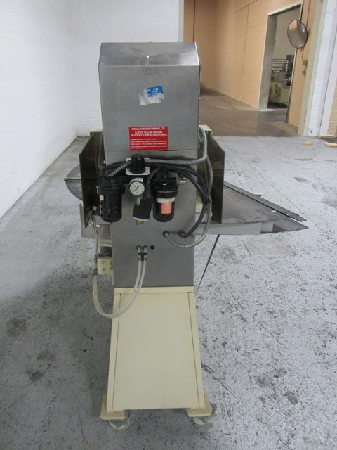 VISUAL THERMOFORMING ROTARY BLISTER SEALER, MODEL SDS 6F