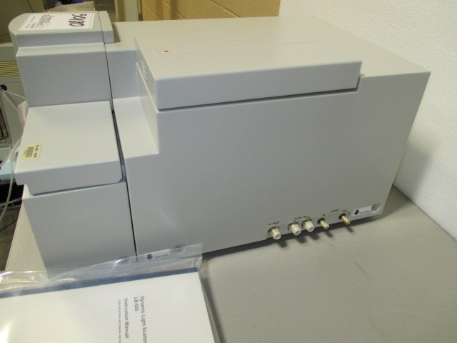 Horiba LB-550 Particle Size Analyzer