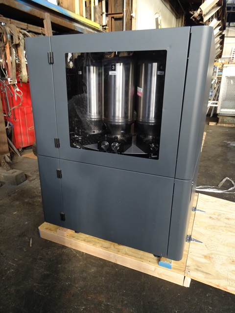 FAST AND FLUID MANAGEMENT COLOR COATING DISPENSER Mdl. PD500
