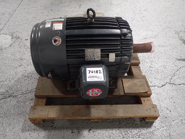 US Electrical Motors 100 HP Electric Motor
