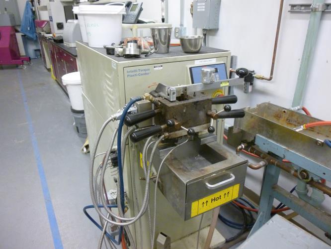 Brabender Intelli-Torque Plasticorder Rheometer