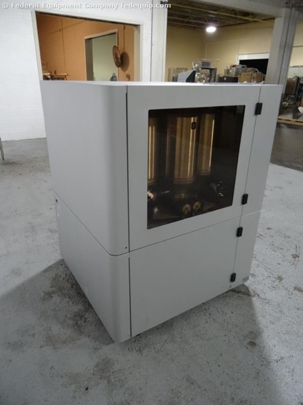 Fast and Fluid Management Color Coating Dispenser
