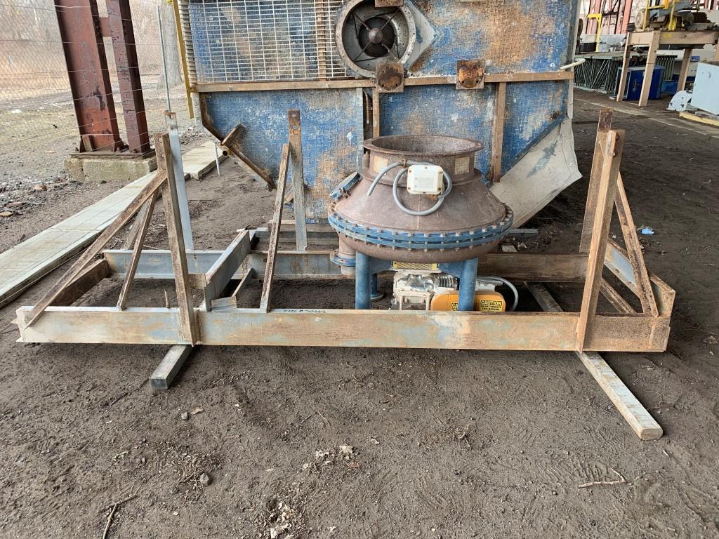 Krauss Maffei Plate Dryer, Type TTB 27/11