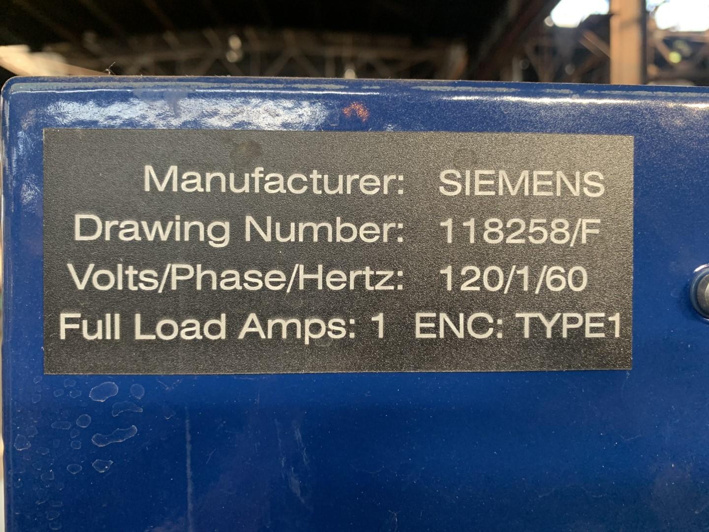 "31.5"" (800 MM) Siemens Filter Press, 8 Cu Ft"