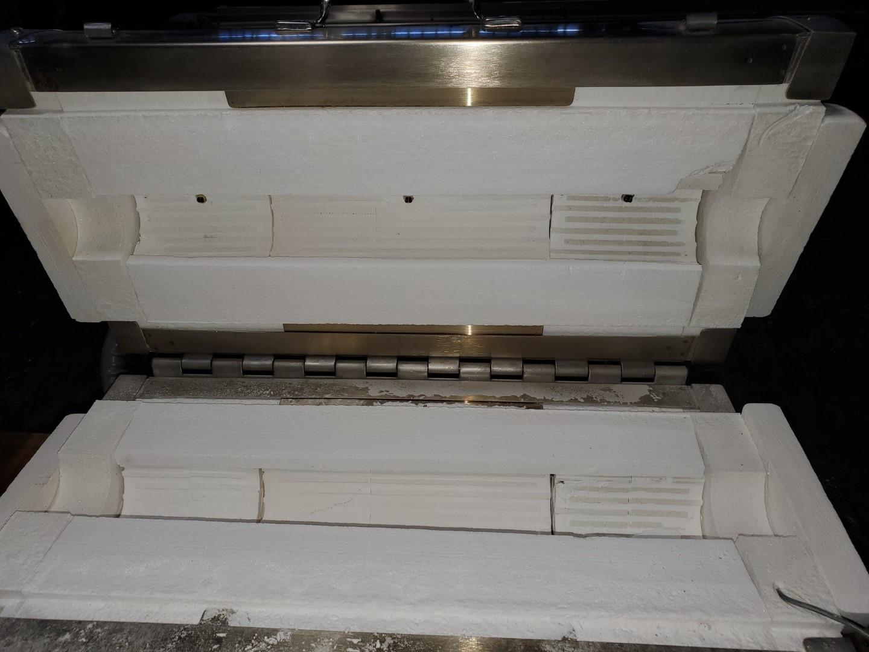 ATS Furnace model 3210, serial 13-9478-2-2