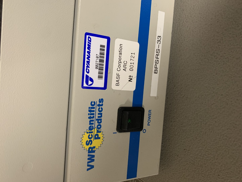 VWR Oven