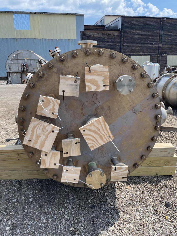 Fourinox Reactor, 316 S/S, 100/100#