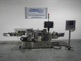 NEW JERSEY WRAP AROUND LABELER, MODEL 334RSTP