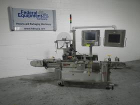 ACCRAPLY TOP LABELER MODEL 350T